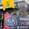 Warszawa: Nacjonaliści kontra żydujący