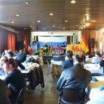 """NOP na międzynarodowej konferencji """"Europa przeciwko Wall Street"""""""