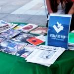 Kielce: Cisza wyborcza nie zagłuszyła NOP