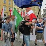Kraków: Unia Europejska? Nie! Wybieramy Niepodległość!