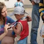"Płońsk: Kampania NOP ""Zdobądź uśmiech dziecka"""