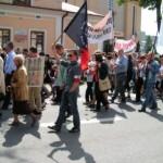 Rzeszów: Delegacja NOP na Marszu dla Życia i Rodziny
