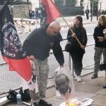 Londyn: Nacjonaliści przeciwko postsowieckiemu reżimowi