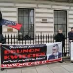 Londyn: Uwolnić więźniów politycznych!