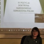 Katowice: Doktryna NOP na Akademii Ekonomicznej