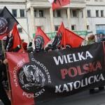 Warszawa: Tylko Nacjonalizm!
