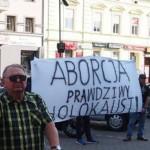 Rzeszów: Aborcja – Prawdziwy holocaust