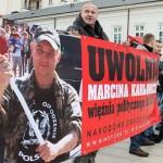Warszawa: Uwolnić Marcina Karłowicza!