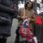 Toruń: Chcesz zabijać – zabij się sam!