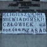 Toruń: Pamięci Eligiusza Niewiadomskiego