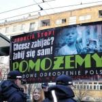 Warszawa: Nacjonaliści vs. feminiści