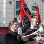 """Warszawa: Nacjonaliści przeciwko """"Zjednoczonej Europie"""""""