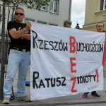 Rzeszów: Nacjonaliści przeciwko lokalnemu prezydentowi-tumanowi