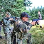 Mazowsze: Polityczny Żołnierz – ćwiczenia terenowe