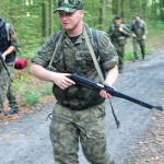 Mazowsze: Polityczni Żołnierze w akcji