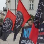 Warszawa: NOP przeciwko okupantom