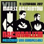 VIII Marsz Patriotów: Dla Niepodległej Polski – przeciwko Unii Europejskiej